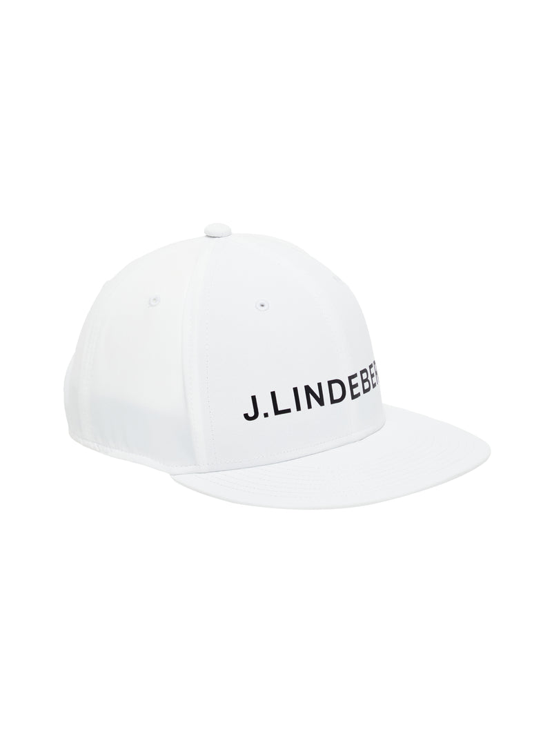 WHITE 'Fulton' Golf Cap  - MEN / SS20