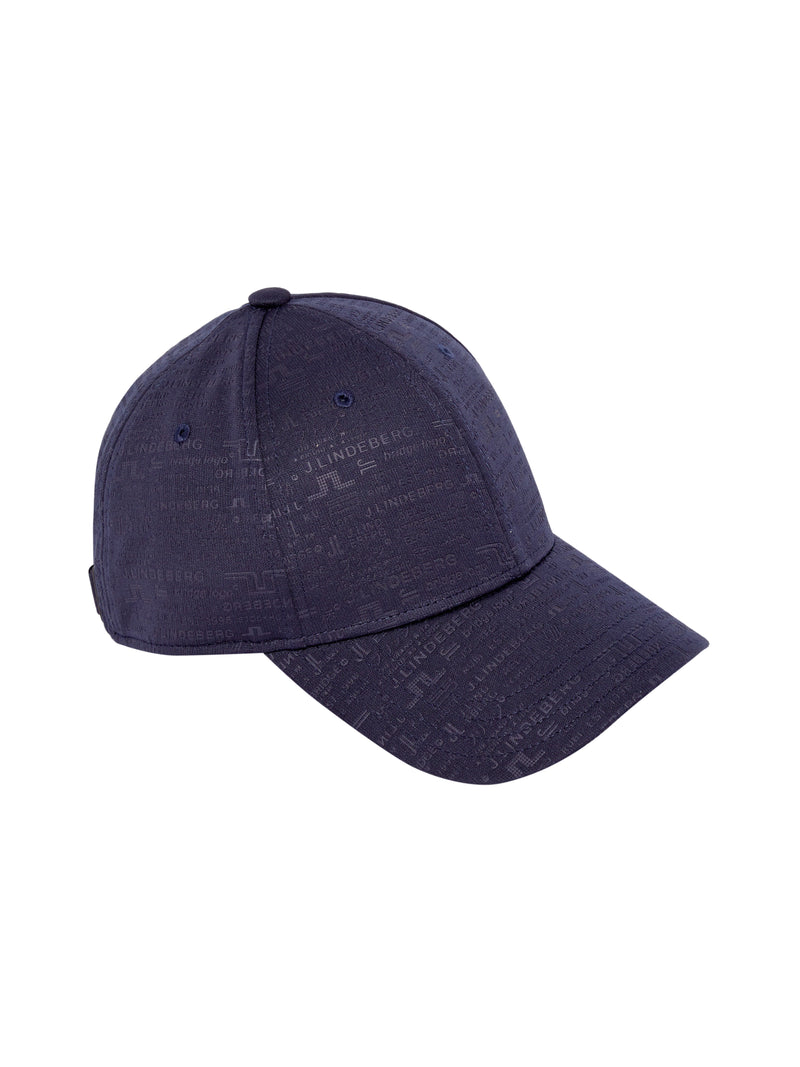 JL NAVY 'Archive' Print  Golf Cap (Recycled/ECO)  Limited EDITION - MEN / SS20