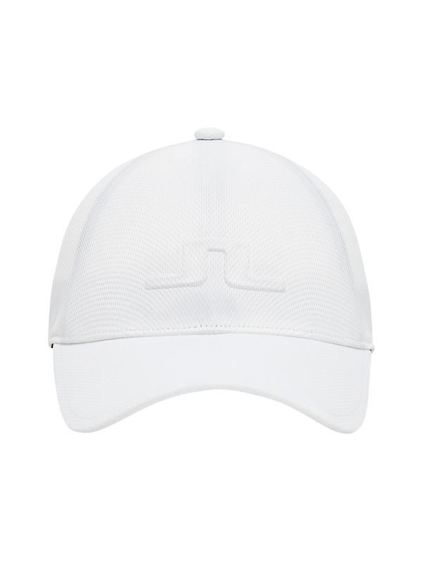 White 'Hace' GOLF CAP - MEN / AW20