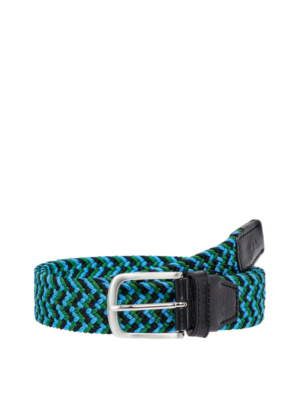 Stan Green 'Bubba' Braided Elastic Belt - MEN / SS20