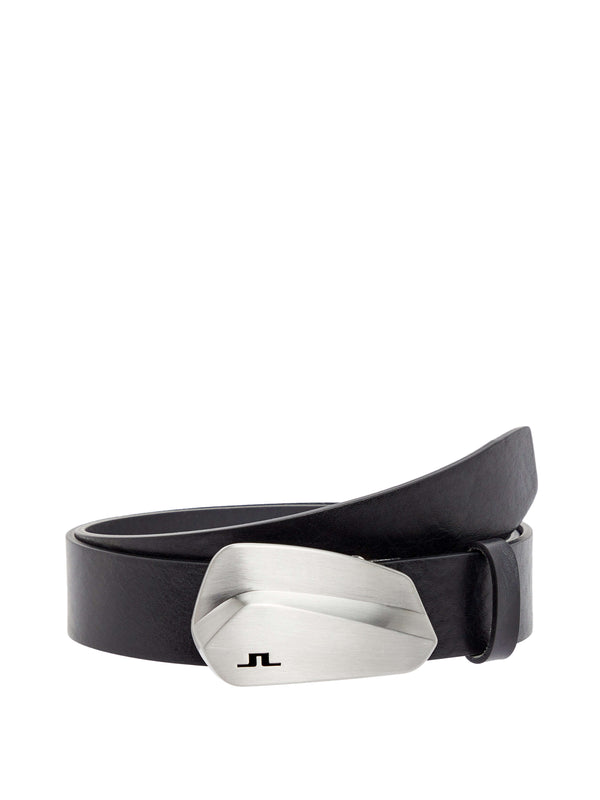 BLACK 'Golf Club Belt Pro' Leather - MEN / SS20