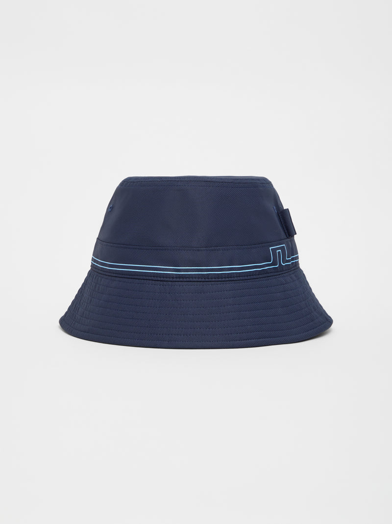 NAVY 'Hans' Golf Bucket Hat - MEN