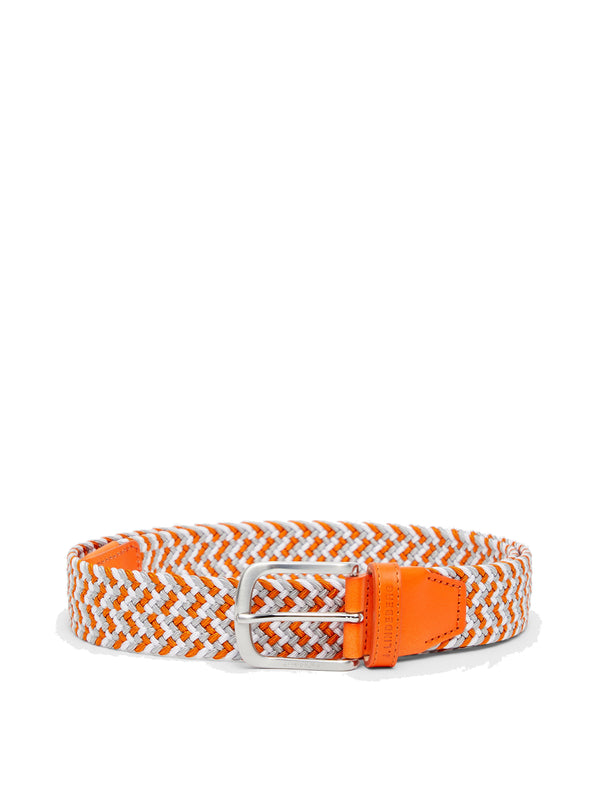 Orange 'Bubba' Golf Belt - MEN / 2021