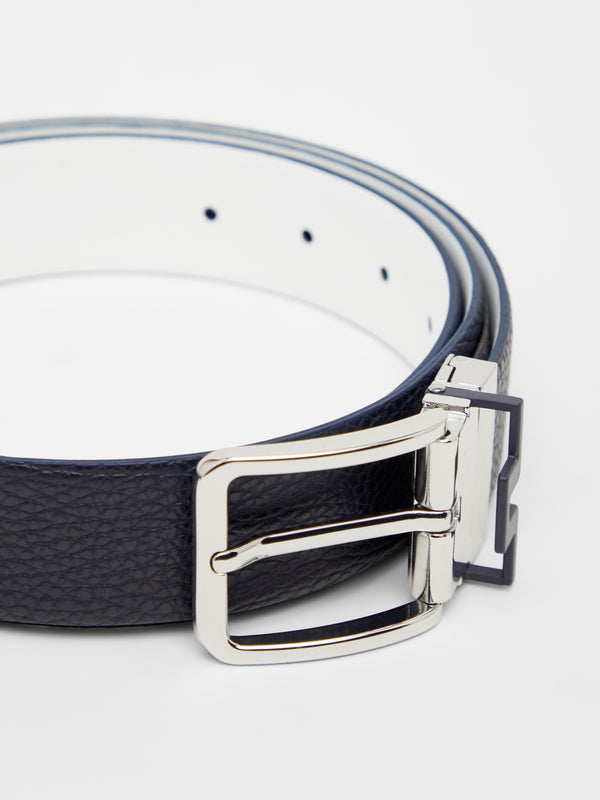 Navy 'Bridge' Reversible Golf Belt - MEN / 2021