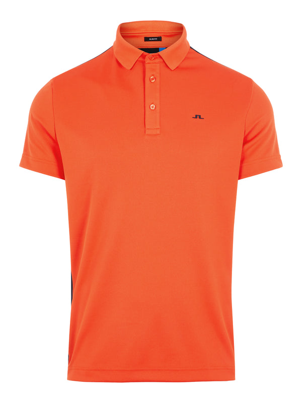 JL NAVY 'Loke' Golf Polo Shirt - MEN / SS20