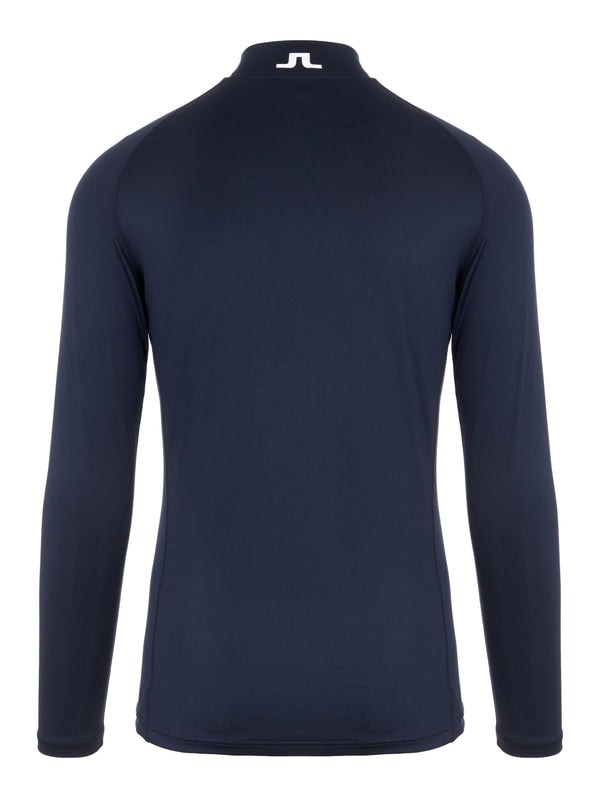 JL NAVY  'Aello' Soft Compression bASE lAYER - MEN / SS2