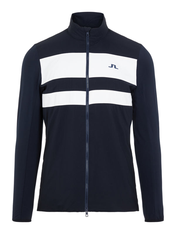 JL NAVY 'Packlight Hybrid' golf Jacket - MEN / SS20