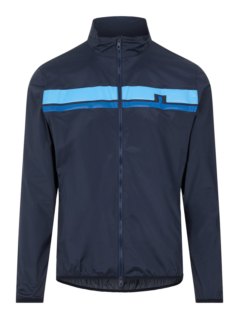 NAVY 'Lee' Light Golf Windproof Jacket - MEN / AW20