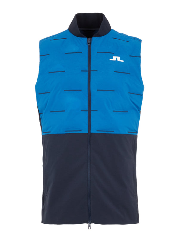 NAVY 'Shield' Golf Windproof Vest - MEN / AW20