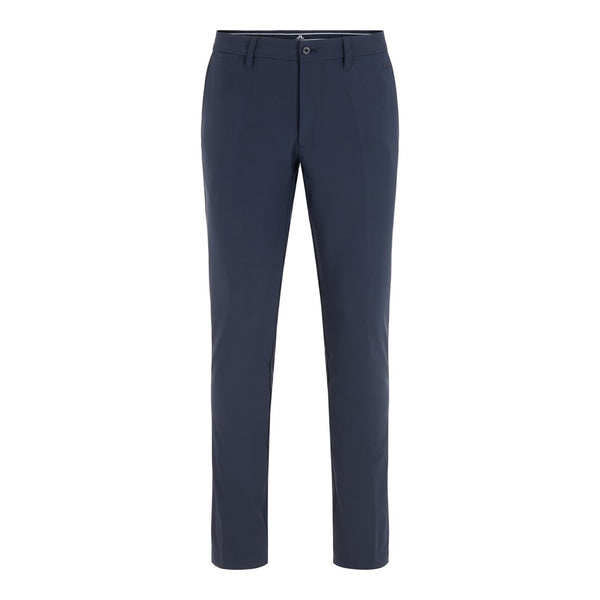 NAVY Ellott Tight-Bonded Micro STRETCH GOLF TROUSERS - MEN / AW19