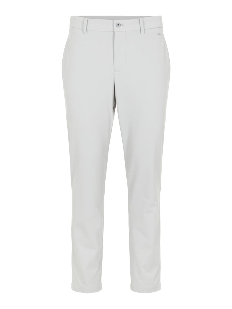 Grey 'Axil' Winter thermal/Fleece Twill Golf Trousers - MEN / AW20