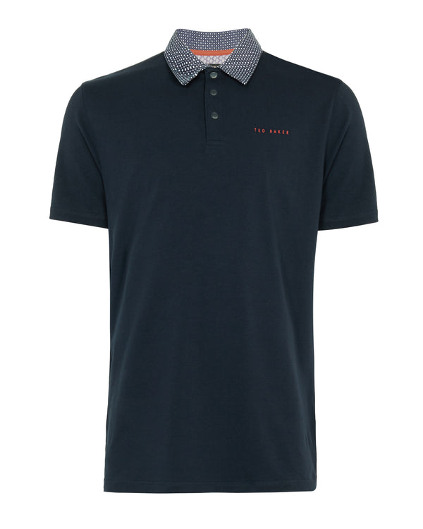 NAVY 'GRIP' golf polo shirt - MEN / SS20