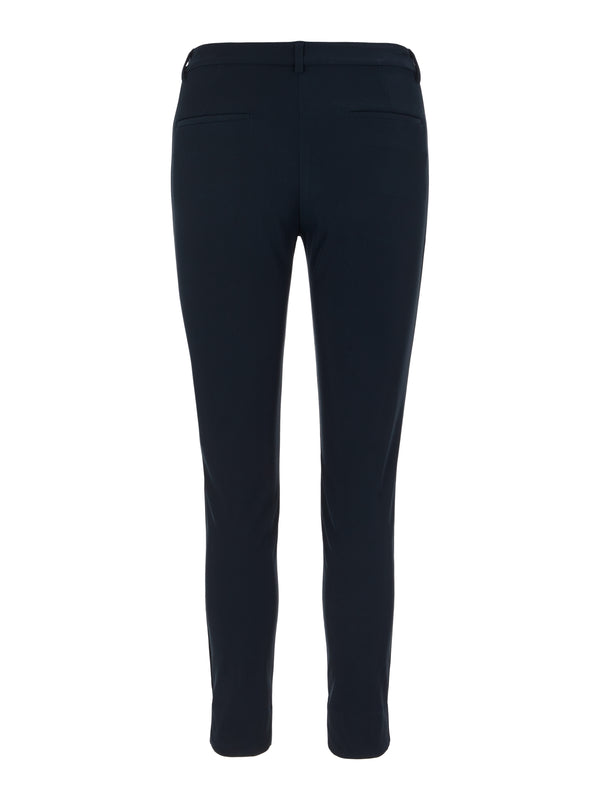 NAVY 'MARIA' GOLF TROUSERS - WOMEN / AW20