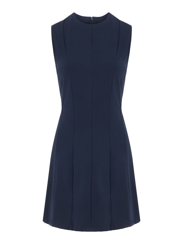 Navy 'Jasmin' Golf Dress - WOMEN / AW20
