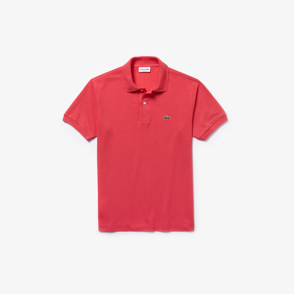 SIROP PINK Technical 'L.12.12' Golf Polo Shirt - MEN / SS19