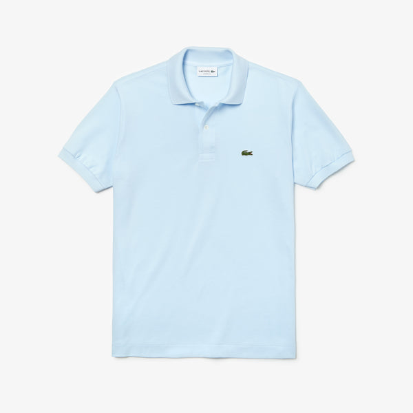 RILL TECHNICAL 'L.12.12' GOLF POLO SHIRT - MEN / SS19