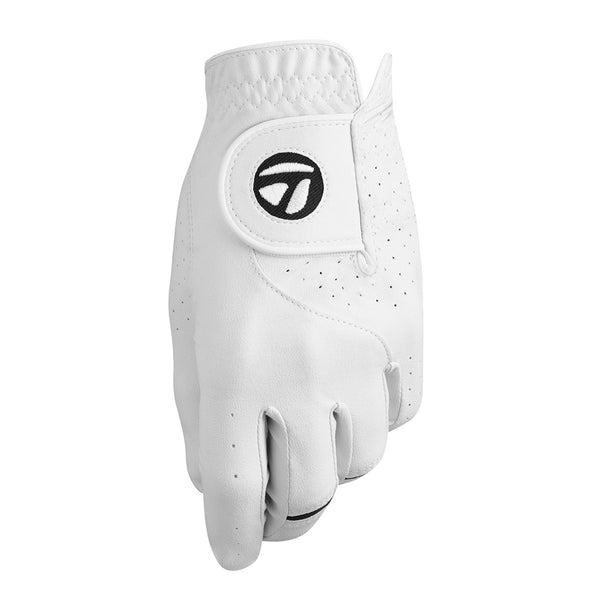 White 'Stratus Tech' Golf Glove  - MEN / TWO PACK
