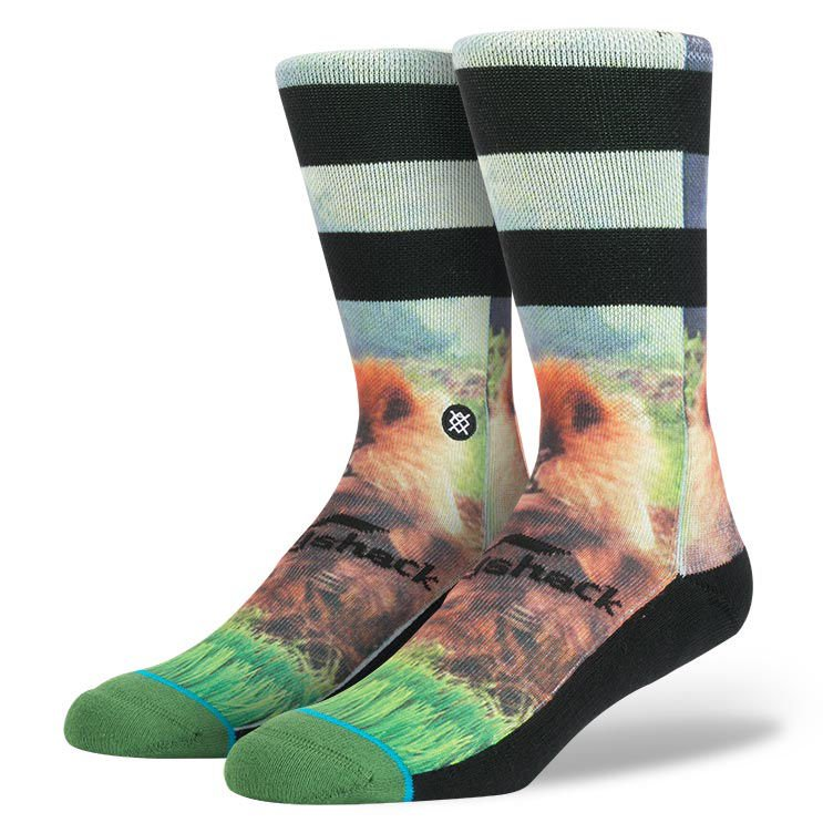 PRINT 'AFTERMATH' Golf Sock - Men's / 2019