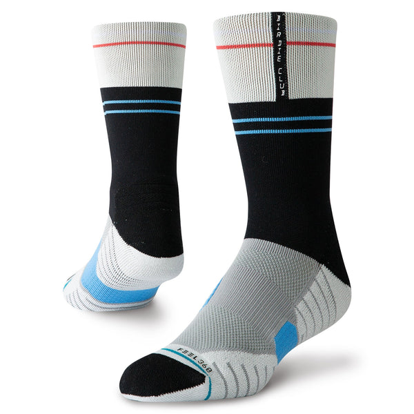GREY 'PIN DROP CREW' Golf Sock - Men's / 2019
