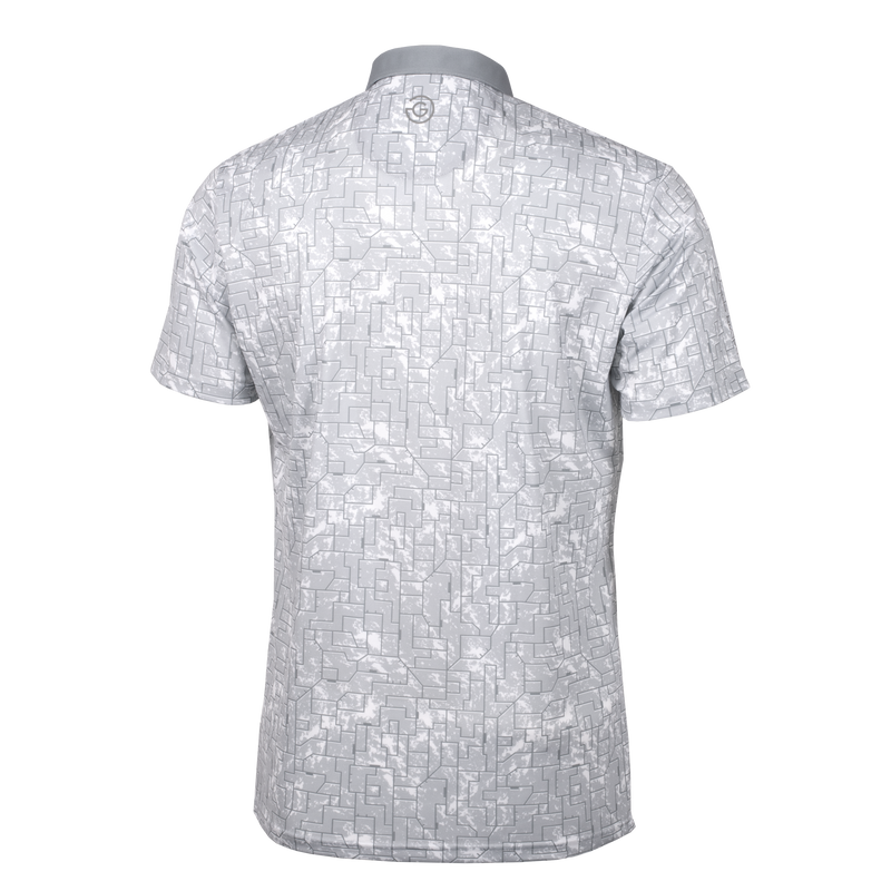 WHITE 'MORRIS' Golf Polo Shirt - MEN / AW20