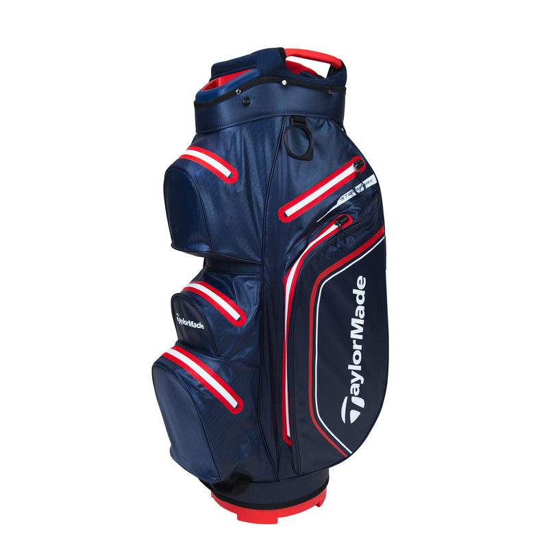 NAVY 'STORM-DRY' WATERPROOF CART GOLF BAG