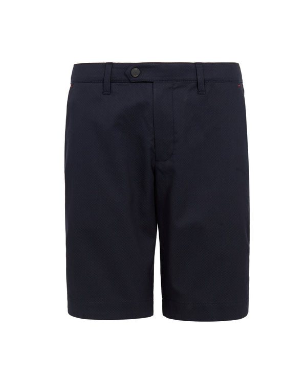 NAVY 'NICKLAS' golf short - MEN / SS20