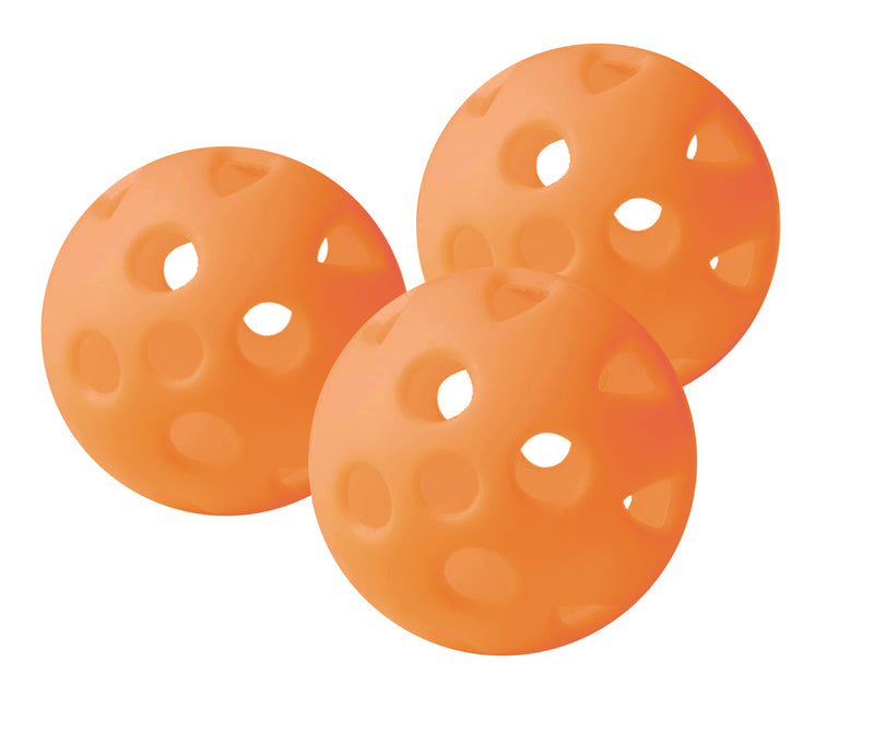 Orange 'Air Flow Practice Golf Balls' - 24 PACK / HOME & GARDEN