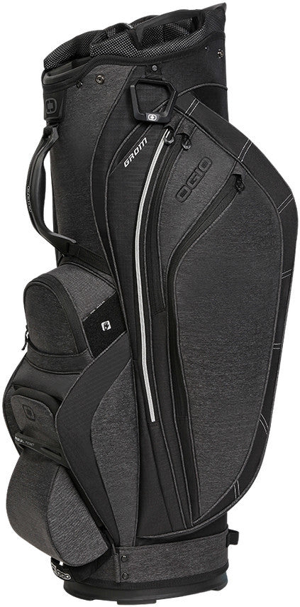 Grey Cart Bag