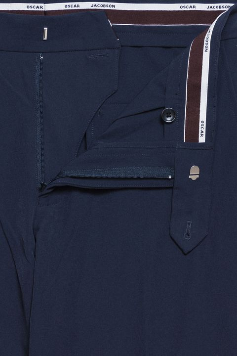 Navy 'NICKY' GOLF TROUSERS - MEN'S / SS19