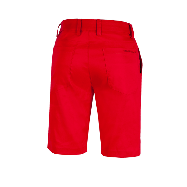 RED 'PAOLO' GOLF SHORT - MEN / SS20
