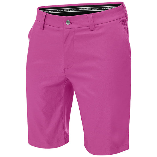 Magenta 'PAOLO' GOLF SHORTS - MEN / SS20