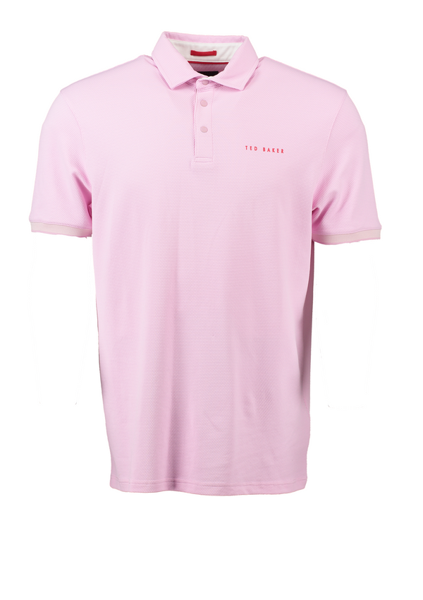 PINK  'CLUBS' Golf Polo - MEN'S / OUTLET