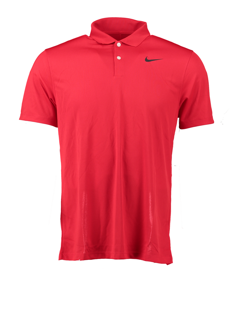 Red 'Dri-FIT' Victory Golf Polo - MEN'S / 2021