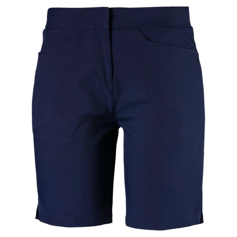 NAVY 'Pounce' Golf Bermuda  - WOMEN / SS20