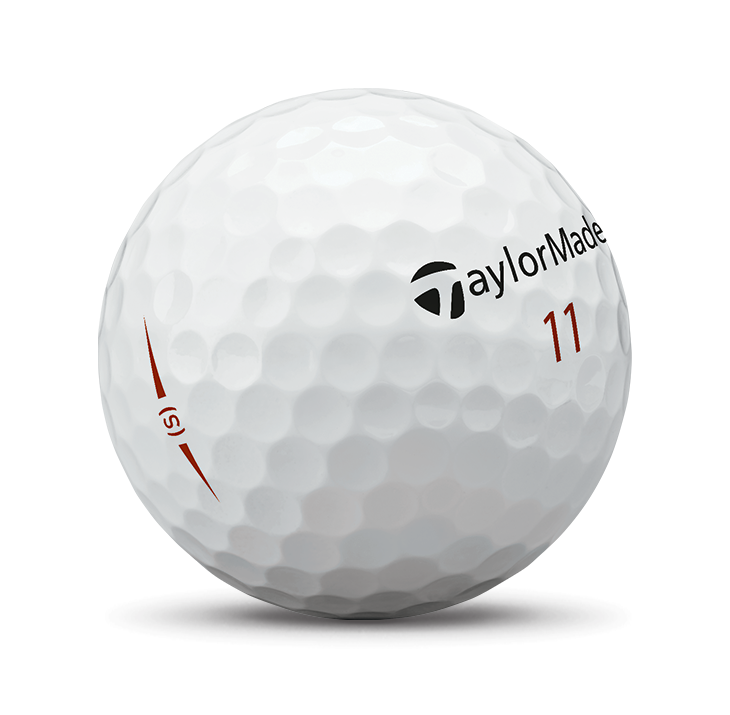 WHITE Project (s) GOLF BALLS - 12 PACK / 2019