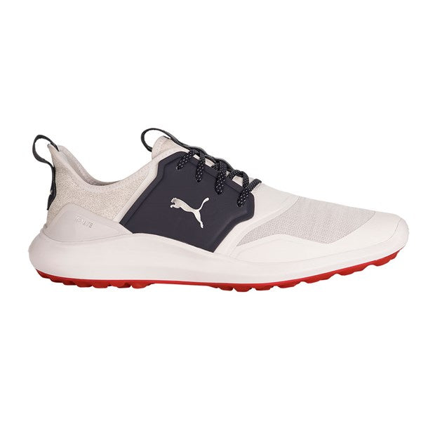 WHITE 'IGNITE NXT' GOLF SHOE - MEN / SS20