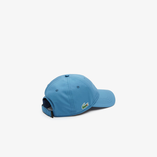 NEOTTIA SPORT CAP IN SOLID DIAMOND WEAVE TAFFETA - MEN / SS19