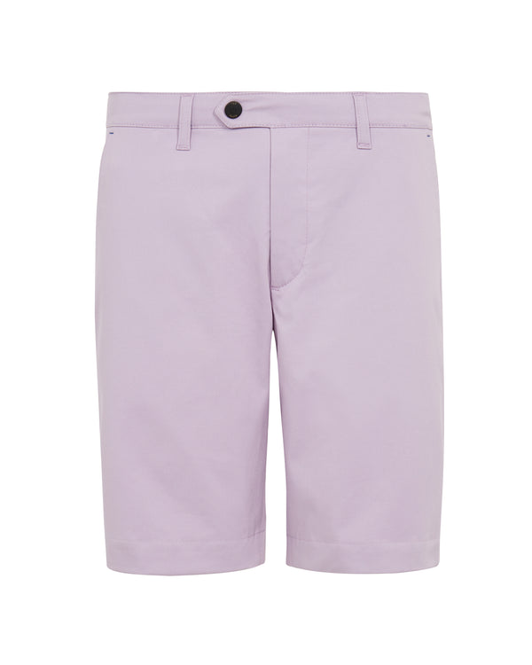 LILAC 'SHALOM' golf short - MEN / SS20