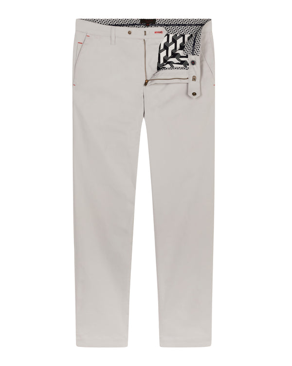 Light GREY 'SIMI' golf trousers - MEN / SS20