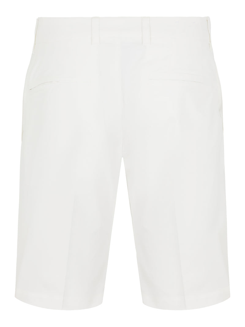 WHITE 'Somle' Tapered Light Golf Short - MEN / SS20