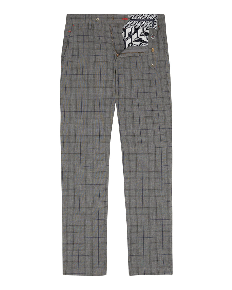 Grey 'Panthar' Trouser - Men's / AW18