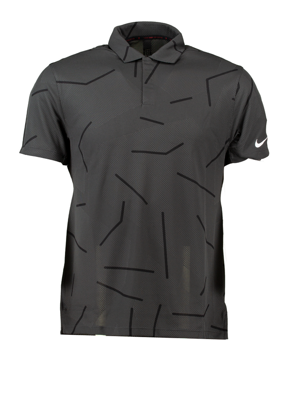 Grey 'Dri-FIT' NIKE X Tiger Woods Golf Polo Shirt - MEN / 2021