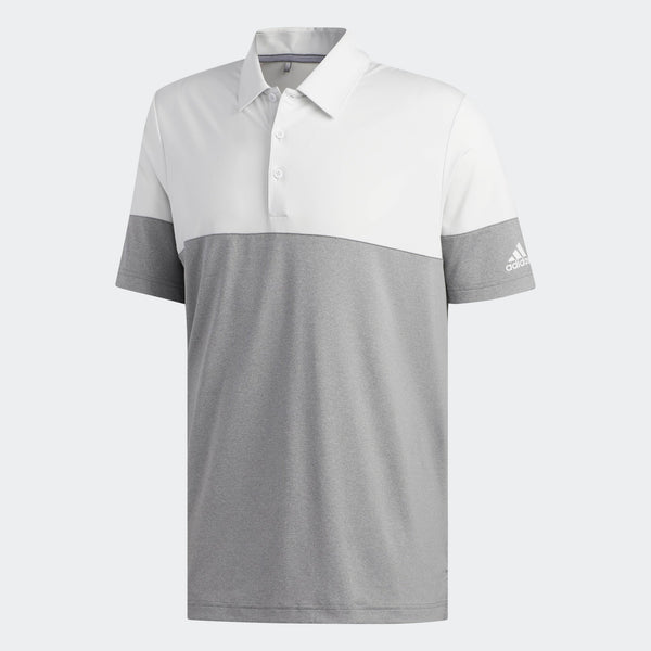 Grey 'ULTIMATE 2.0' Golf Polo  - men / outlet