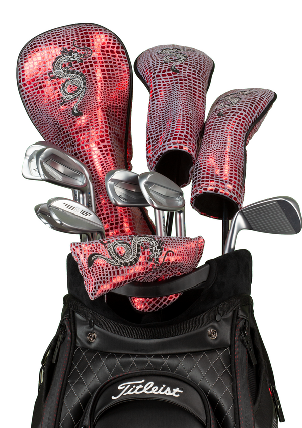 Red Headcover Set - 2020