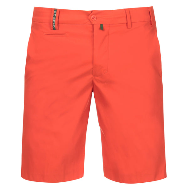Papaya Orange GARCIA BERMUDA SHORTS - MeN / OUTLET