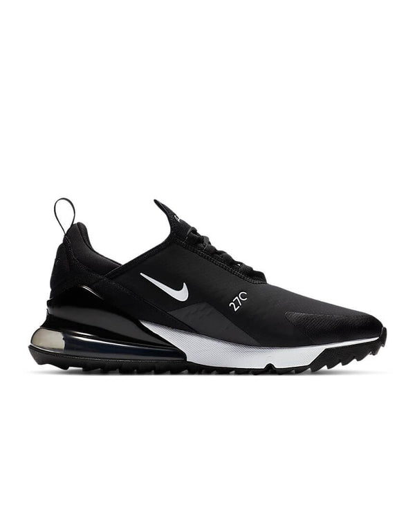 Black 'Nike Air Max 270 G' Golf Shoe - MEN