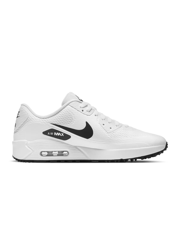 WHITE 'Air Max 90 G' Golf Shoe - MEN / 2021