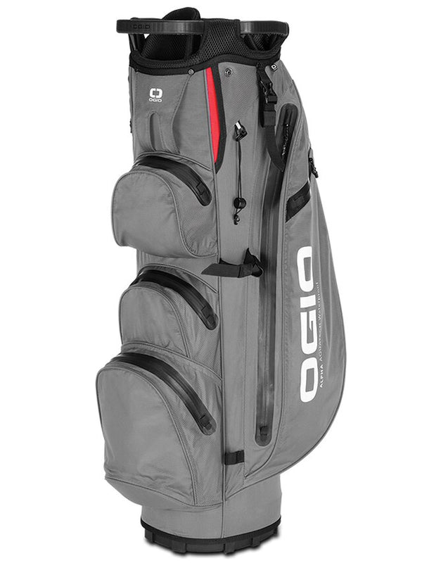 GREY 'ALPHA' AQUATECH 514 CART BAG