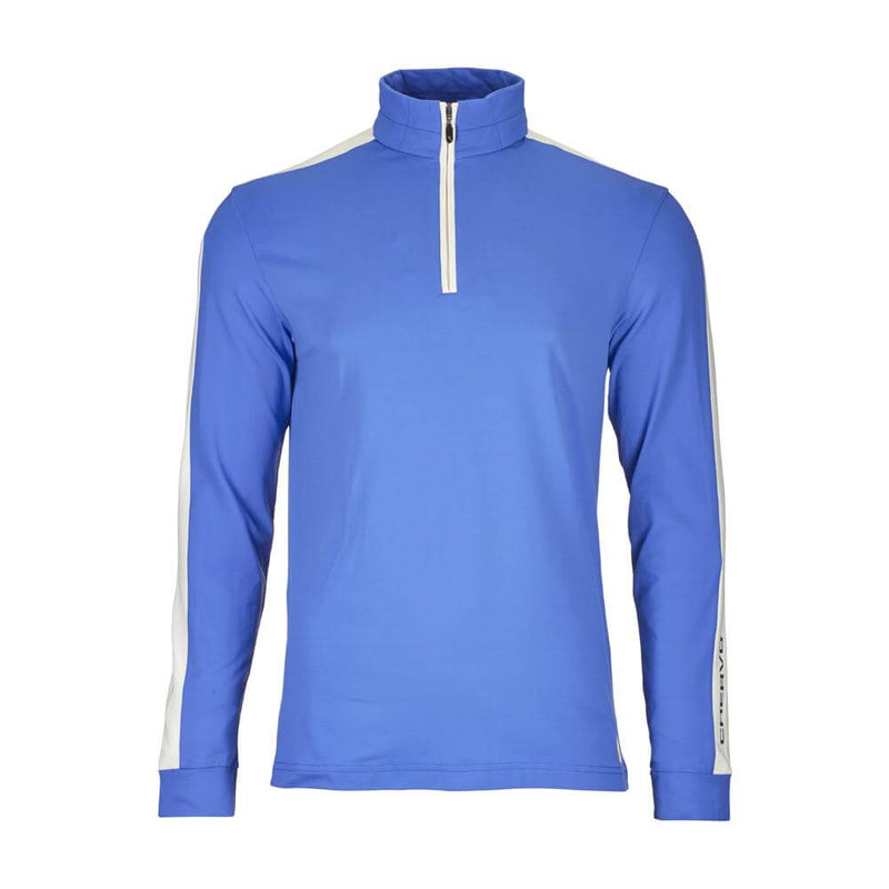 BRILLIANT BLUE TYRONE TURTLENECK - MEN / OUTLET