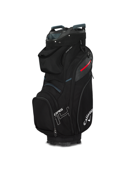 black 'ORG 14' Cart Bag - MEN